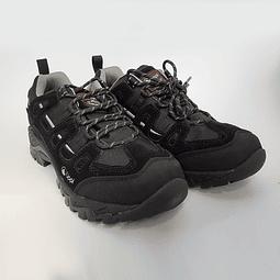 Lippi - Zapato Hombre Puelo Cs Low Negro