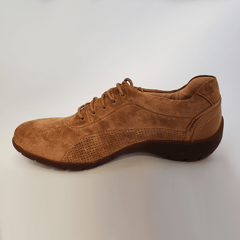 Hush Puppies - Zapato Mujer Dk Camel