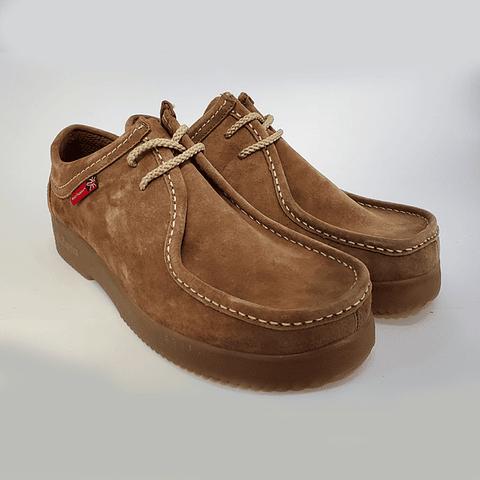 Hush Puppies - Zapato Hombre Navajo Café
