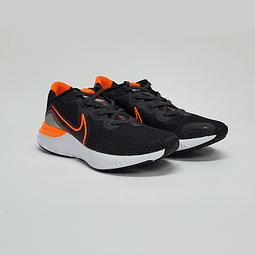 Nike - Zapatilla Hombre Renew Run Black