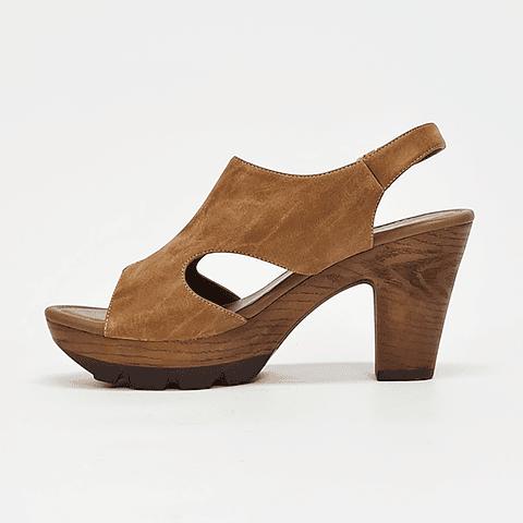 Via Rosmini - Zapato Mujer Camel
