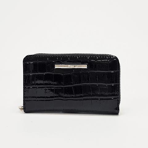 Gacel - Billetera Mujer Negro