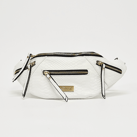 Gacel - Cartera Banano Belt Bag Negro
