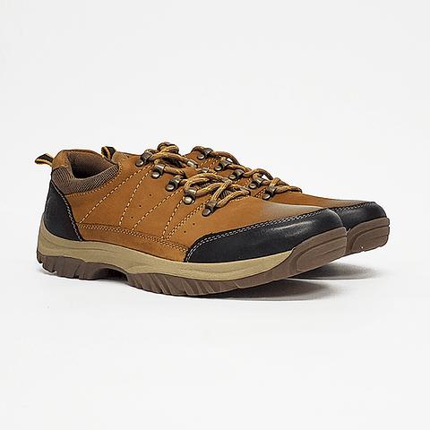 Steem Land - Zapato Hombre Brown