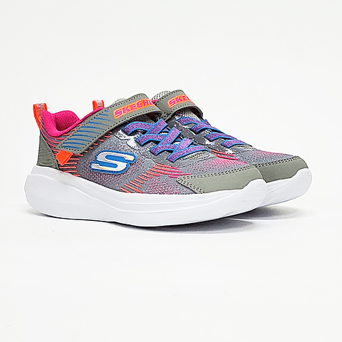 Skechers - Zapatilla Niña Go Run Fast