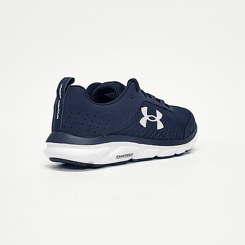 Under Armour - Zapatilla Hombre Charged Assert 8 Nvy