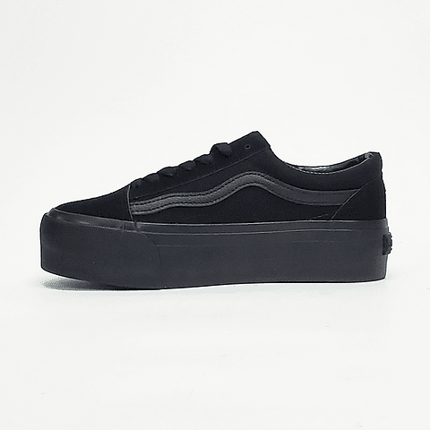 Skaters -  Zapatilla Mujer Black