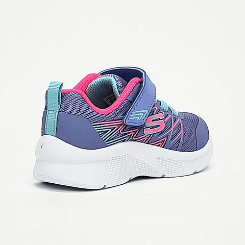 Skechers - Zapatilla Niña Microspec Púrpura