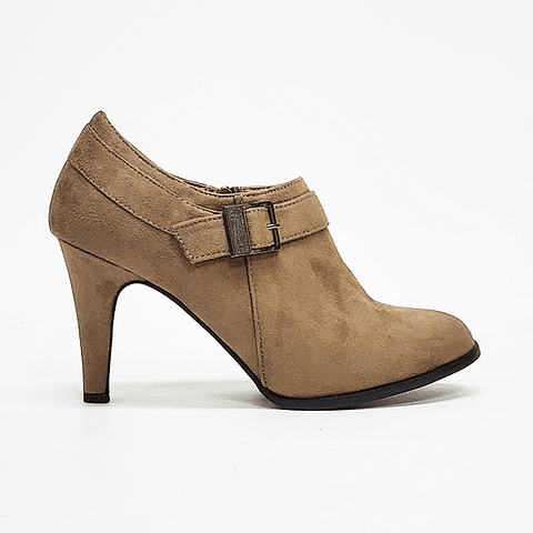 Bonny Franco - Zapato Mujer Lamy Taupe