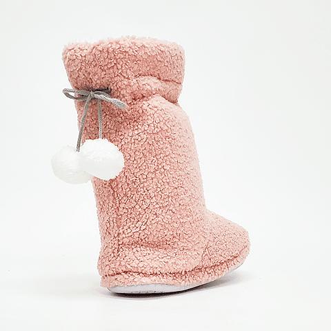 Via Rosmini - Pantufla Botín Mujer Slippers Pink