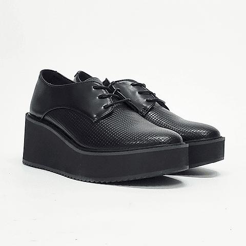 Eda Manzini - Zapato Mujer Black