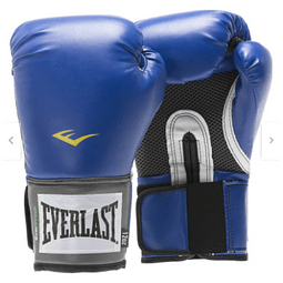 EVERLAST - GUANTE BOX TRAINING 12 OZ AZUL