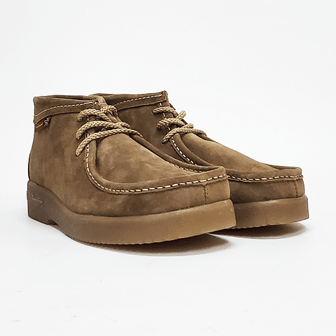 Hush Puppies - Zapato Hombre Sioux Rootbeer