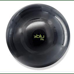 BLU FIT - PELOTA FITNESS BLU FIT GYM BALL 65 CM GRIS