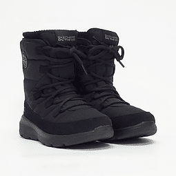 Skechers - Botín Mujer Glacial Ultra