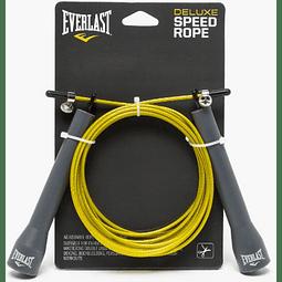 Cuerda De Velocidad Everlast CrossFit Deluxe Fluor