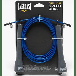 Cuerda De Velocidad Everlast CrossFit Deluxe azul