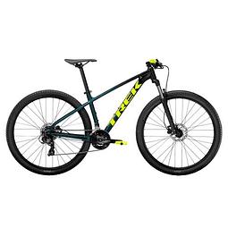 Trek - Bicicleta Marlin 5 Aro 29 Negro/Verde