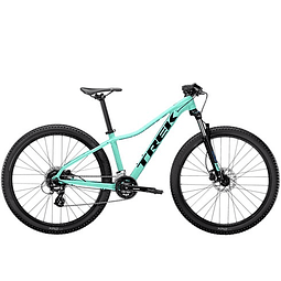 Trek - Bicicleta Marlin 6 WSD Aro 27.5 Verde/Azúl