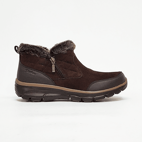 Skechers - Zapato Mujer Easy Going Chocolate