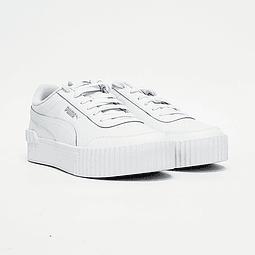 Puma - Zapatilla Mujer Carina Lift Tw White