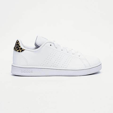 Adidas - Zapatilla Juvenil Advantage K White