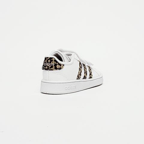 Adidas - Zapatilla Infantil Grand Court I White