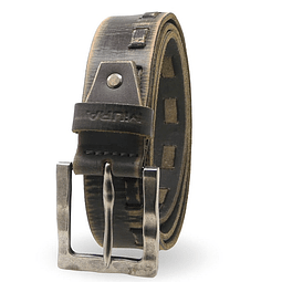 Miura - Cinturón Cuero Hombre Leonidas