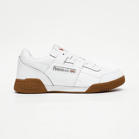 Reebok - Zapatilla Hombre Workout Plus Blanco