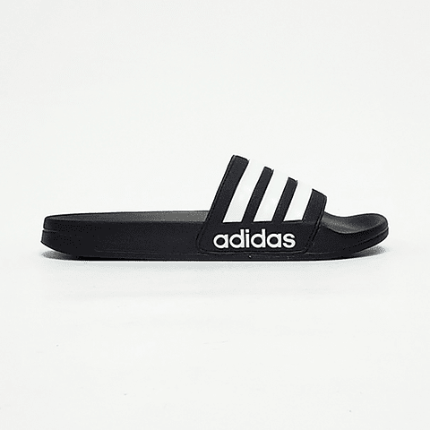 Adidas - Sandalia Hombre Adilette Shower Negro