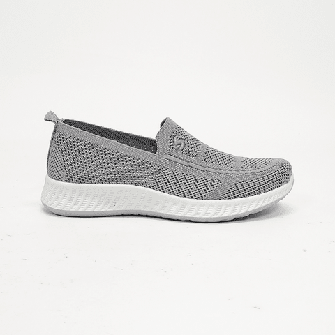 SKATERS - ZAPATILLA MUJER GRIS