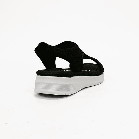STEEM - SANDALIA MUJER BLACK