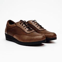 Via Rosmini - Zapato Mujer Brown