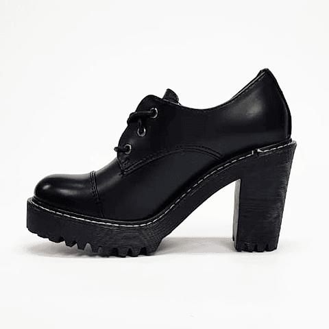 Via Rosmini - Zapato Mujer Black