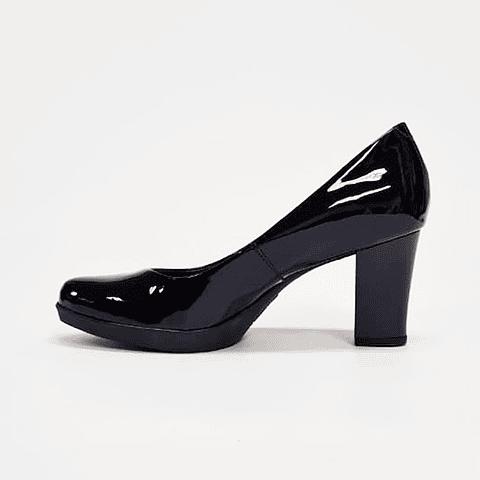 Gacel - Zapato Mujer Negro