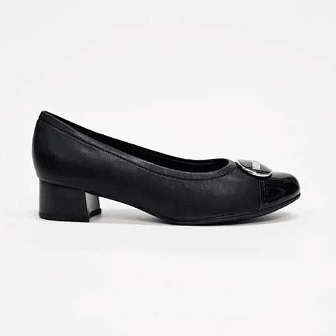 Piccadilly - Zapato Mujer Napa Stretch Preto