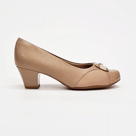 Piccadilly - Zapato Mujer Relax Areia