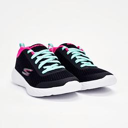 Skechers - Zapatilla Niña Go Run 600 Runrun