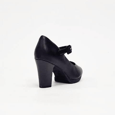 Piccadilly - Zapato Mujer Napa Preto