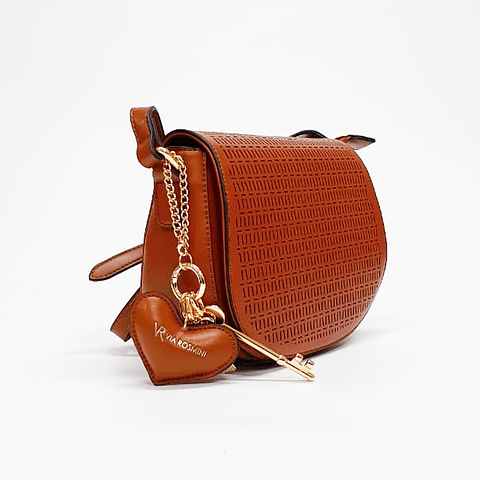 Via Rosmini - Cartera Mujer Copiloto 41 Brown