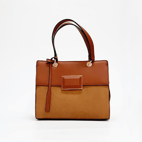 Via Rosmini - Cartera Mujer Utopia 21 Brown