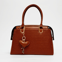 Via Rosmini - Cartera Mujer Copiloto 21 Brown