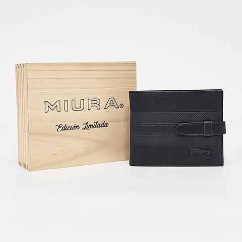 Miura - Billetera Hombre Negro