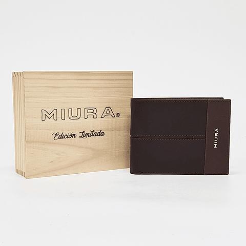 Miura - Billetera Hombre Toffe