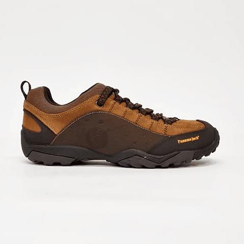 Panama Jack - Zapato Hombre Chocolate