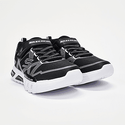Skechers - Zapatilla Niño Flex Glow Luces