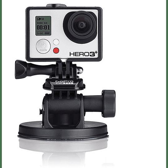 Arriendo de Ventosa para GoPro Hero, cualquier modelo