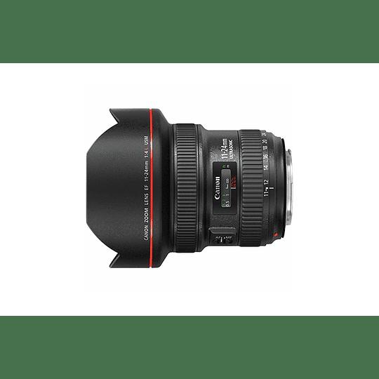 Arriendo Lente Canon Zoom EF 11-24 mm f4 L