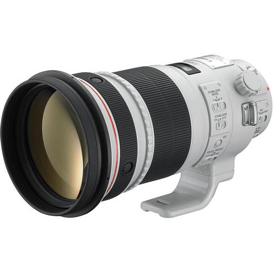 Arriendo de Lente Canon EF 300mm f 2.8 L IS II USM