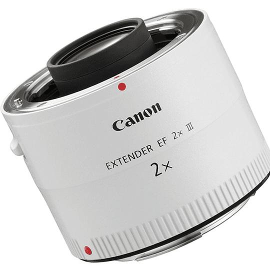Arriendo de Extender Canon 2.0x III (teleconverter)